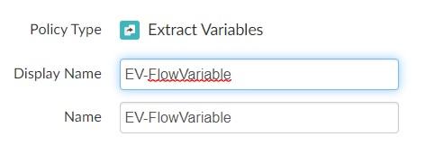 Ev Flowvariable