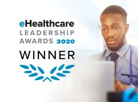 eHealthcare Leadership Awards 2020 Winner