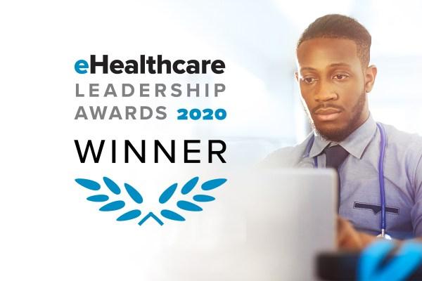 eHealthcare Leadership Awards 2020 Winner