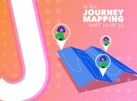 J Is For Journey Mapping
