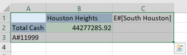Highlighting Example Dimension Members 2