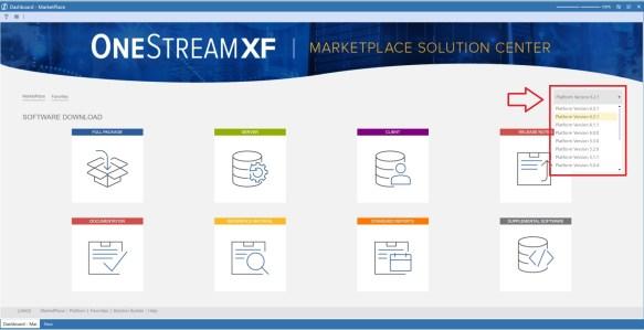 Marketplace Platform Version And Client Copy