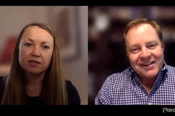 Tara Becker and David Allen, Perficient healthcare experts