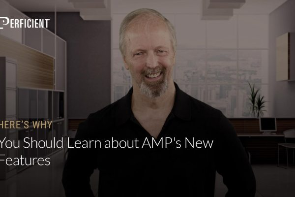 Eric Enge on Why You Should Learn About Amp's New Features