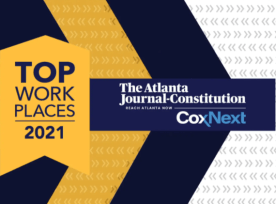 Atl Top Workplaces 2021 Backdrop