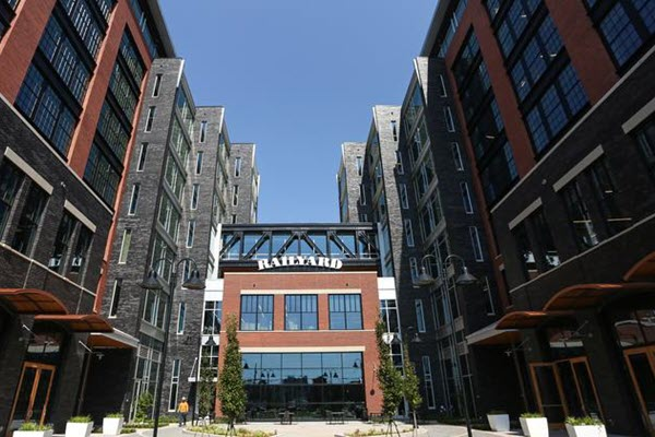 Railyard South End Office Featured Image