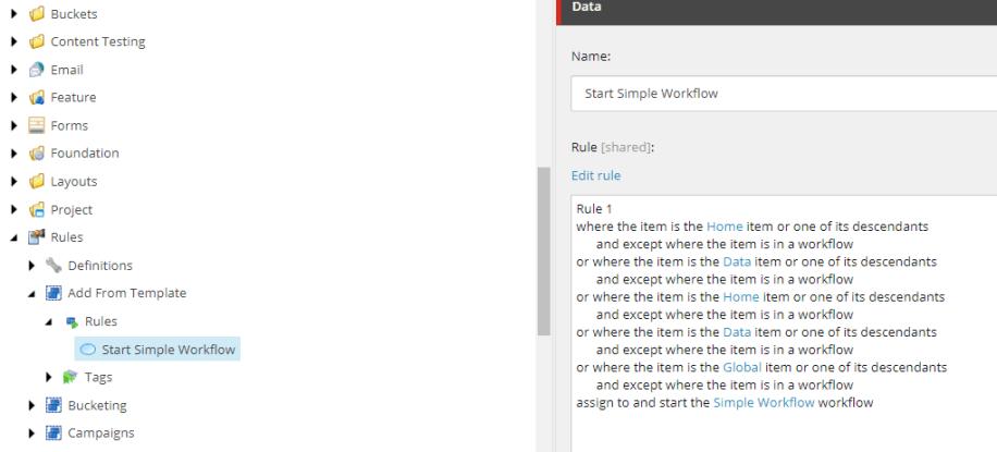 Simpleworkflowrulesengine