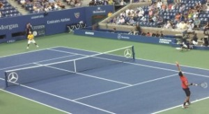 US Open and IBM