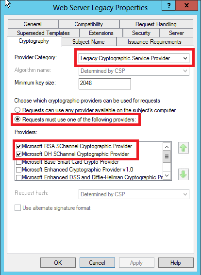 Lync support for cryptoaping certificates microsoft csptemplate yelopaper Gallery