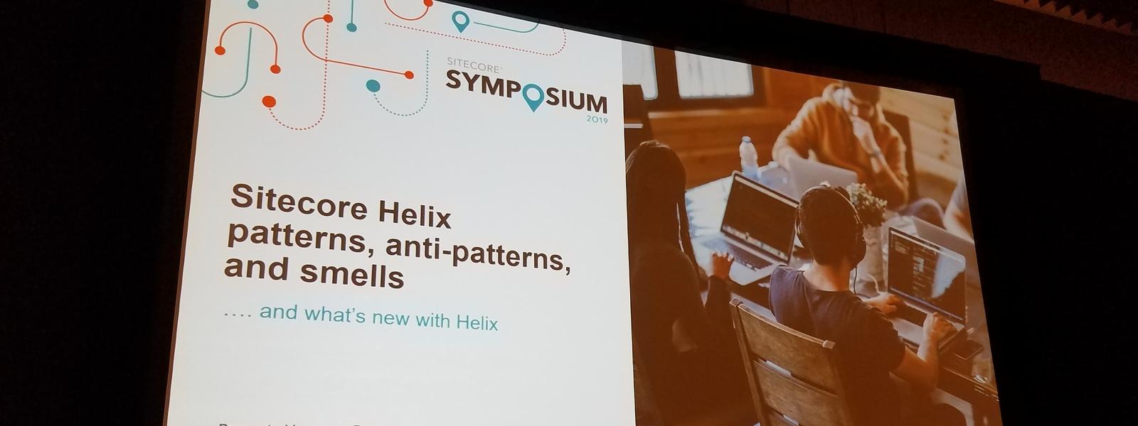 Sitecore Helix
