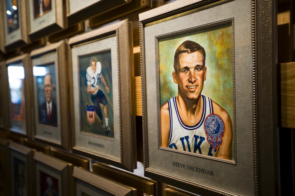Duke Athletics Hall Fame