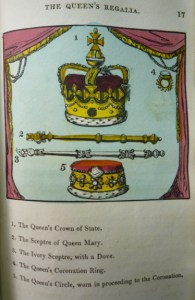 Queen's Regalia, 1820 (1st) ed.