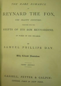 Title page for the 3rd ed., including edition statement and Cassell's Paris office.