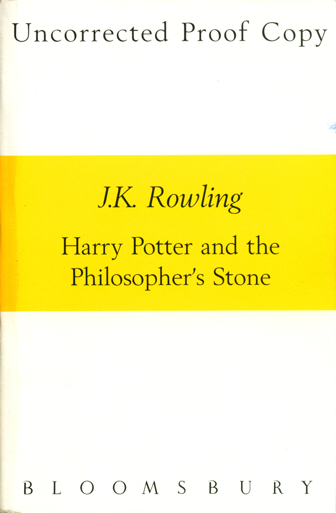 Harry Potter And The Mystery Of The Authors Name Cotsen