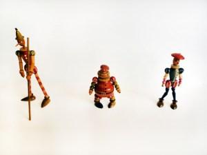 9. 3 toys