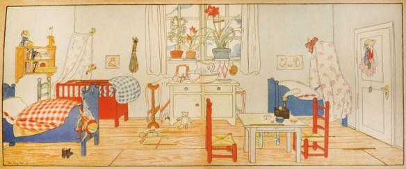 The nursery, spread 4