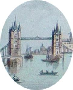 The River Thames at London Bridge