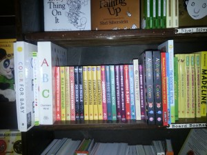 last bookstore board books