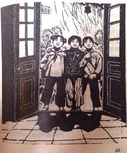 The Three Little Companions