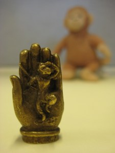 The Monkey King Cannot Somersault out of Buddha's Palm