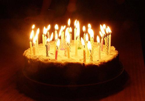 Superb The History Of Birthday Cake Decoration Cotsen Childrens Library Funny Birthday Cards Online Inifodamsfinfo