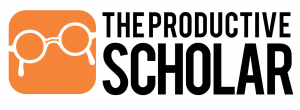 The Productive Scholar logo