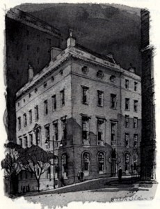 The Harold Pratt House, Council of Foreign Relations headquarters, New York City.