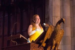 Jodi Picoult - Photo: Princeton University, Office of Communications, Denise Applewhite (2016)