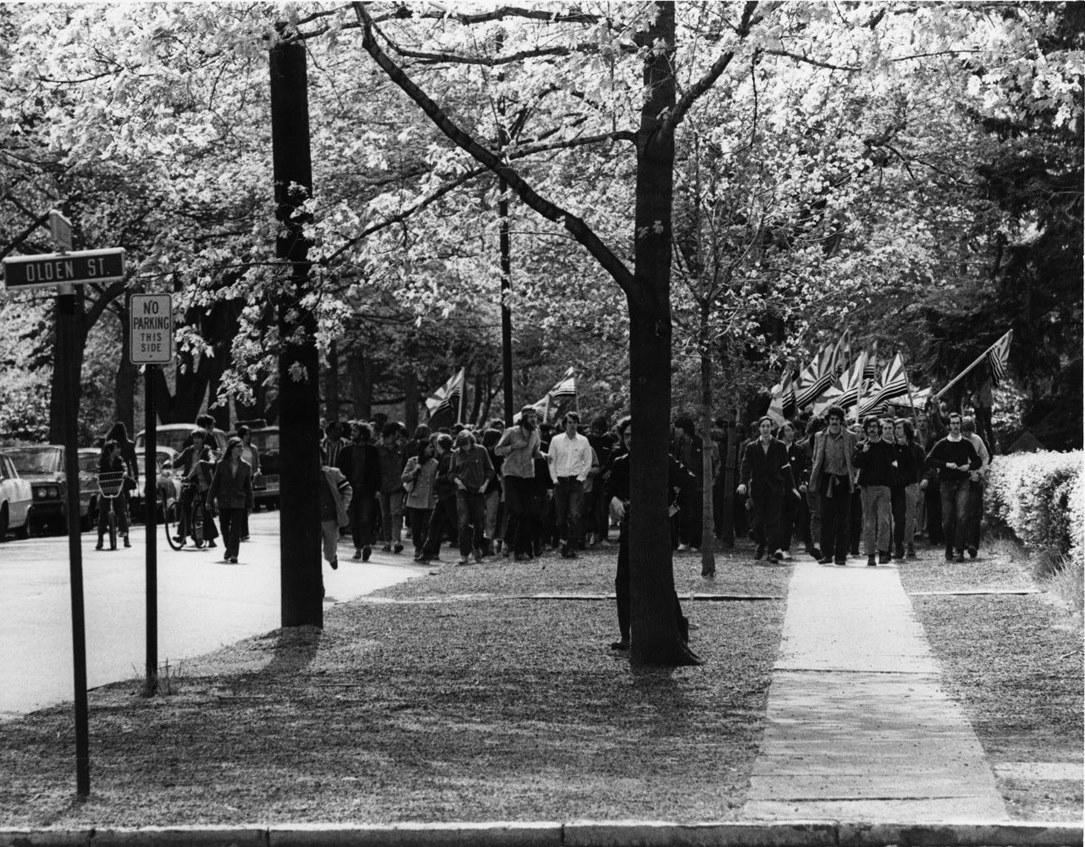 IDA demonstration, May 6-10 1970