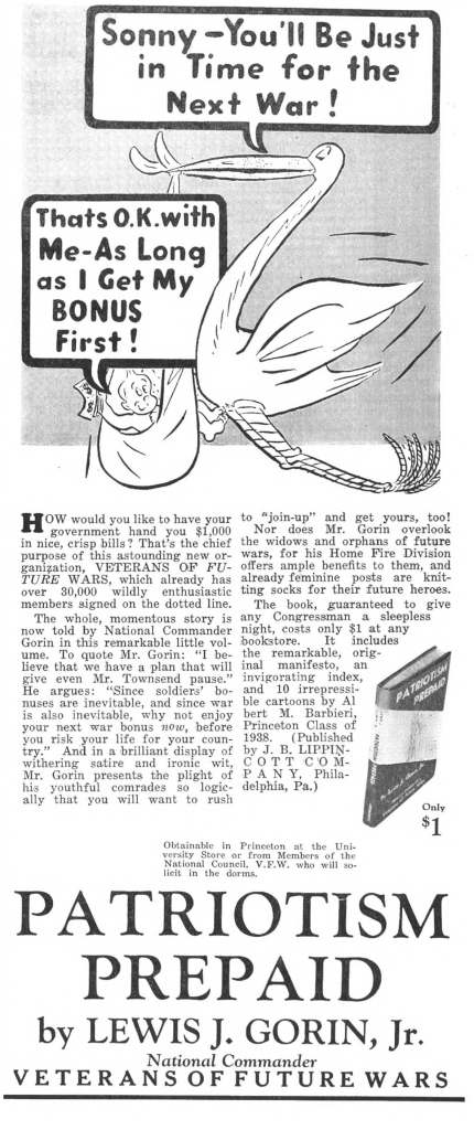 VFW ad from Princetonian_1936-05-11_v61_n076_0001