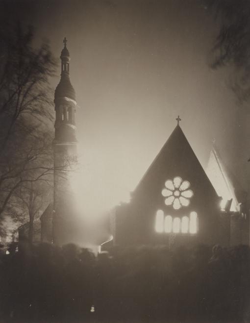 Marquand_Chapel_ablaze_1920_AC111_Box_MP29_No_696