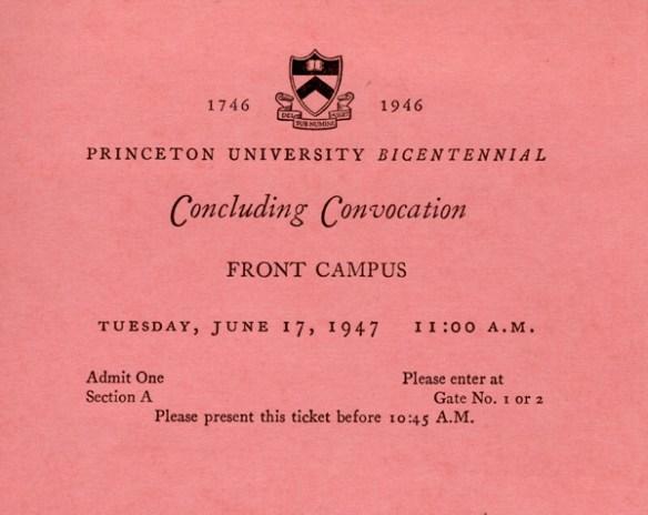 Bicentennial_Convocation_ticket_1947_AC148_Box_10_Folder_22