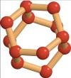 Hexagonal ice