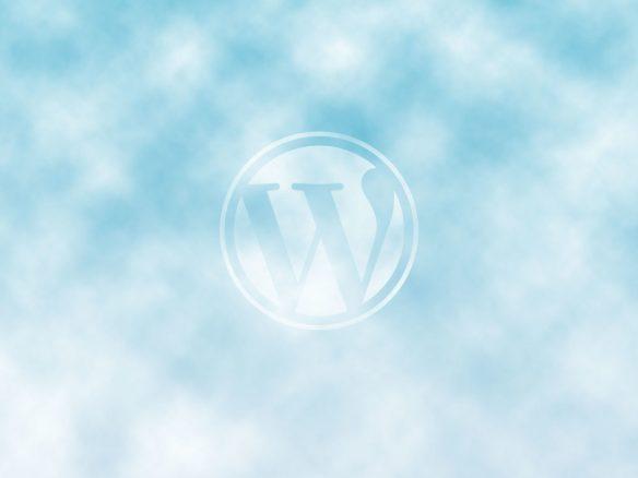 WordPress in the cloud