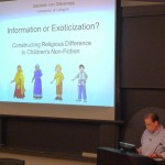 "Gabriele von Glasenapp: ""Information or Exoticization? Constructing Religious Difference in Children's Non-Fiction"""