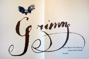 Title page, spread 1