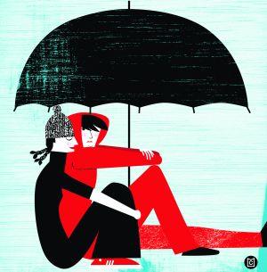 Ilustración de Mikel Casal