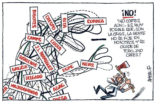 Manel Fontdevila en Público,hoy