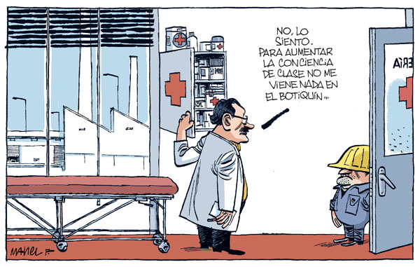 Mañana, por Manel Fontedevilla