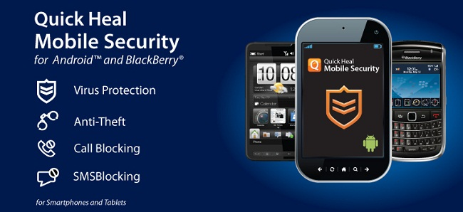 Quick Heal Mobile Security Application