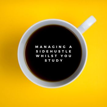 Coffee cup - sidehustle image