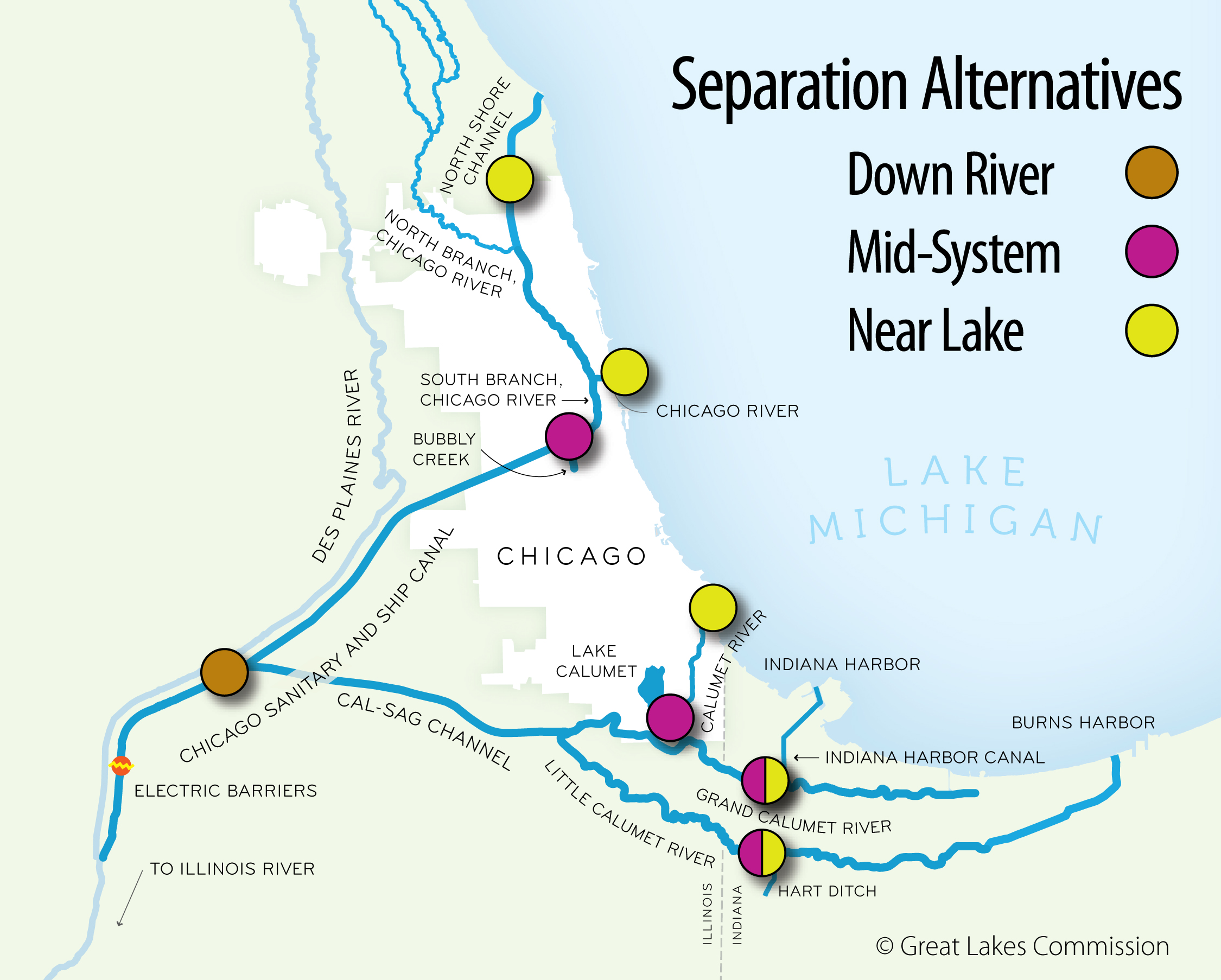 Great Lakes Commission Releases Asian Carp Study