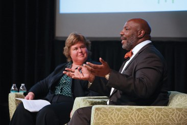 """There are endless ways to make a difference. It's simple. Look at what's not being done and do it."" –Jelani Cobb Professor of Journalism at Columbia University"