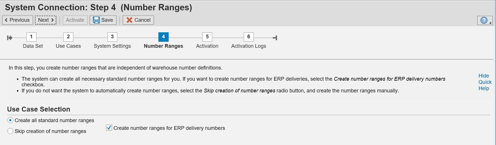 Basic Settings For Sap Ewm In Sap S 4hana 1709 Sap Blogs