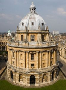 The Bodleian Library, Oxford
