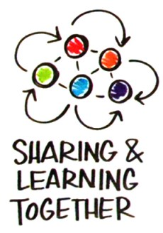 Sharing & Learning Together Image