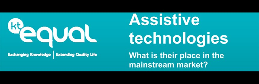 Lab4Living Assistive Technologies event