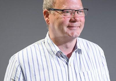 Image of Prof Paul Atkinson (courtesy of SHU)