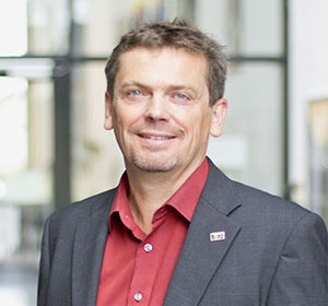 An image of Professor Hans-Jurgen Scheruhn (Business Informatics, Harz University of Applied Sciences Germany)