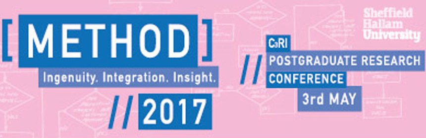 C3RI Method Conference 2017 banner image